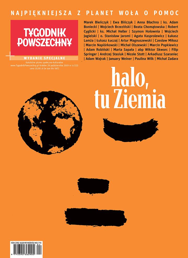 Спецвипуск суспільно-культурного тижневика «Tygodnik Powszechny» (29 жовтня 2019 р.), присвячений екологічним проблемам світу