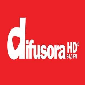 Ouvir agora Rádio Difusora HD - 94,5 FM - Pouso Alegre / MG
