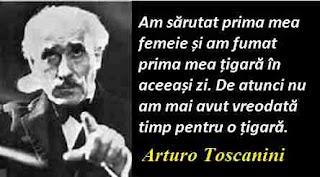 Maxima zilei: 25 martie - Arturo Toscanini