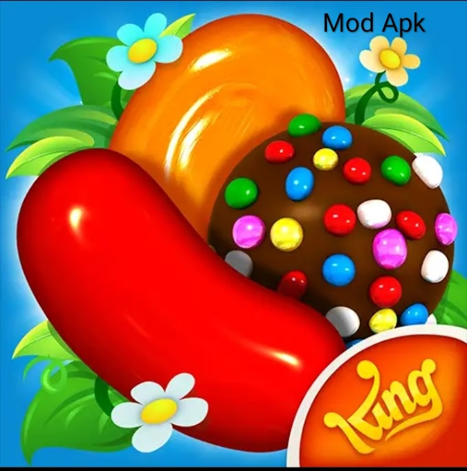 Candy Crush Saga  v1.176.0.2  (Mod)  Apk download Latest Version 2020