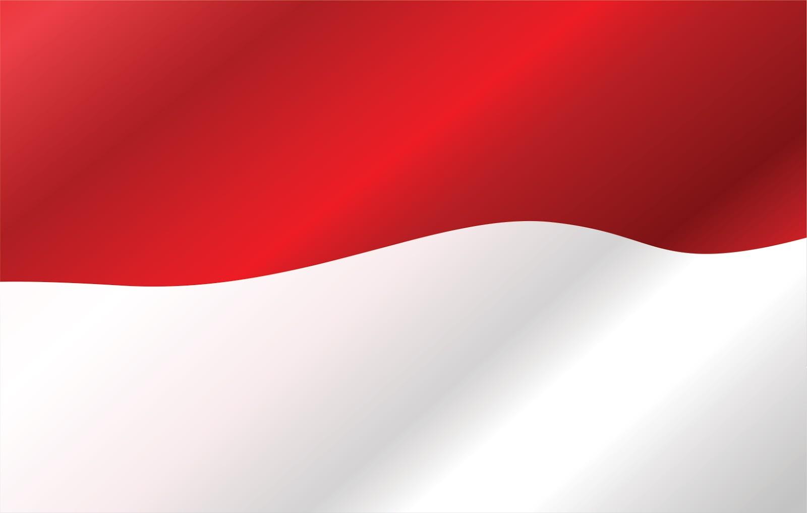 Bendera Merah Putih Vektor Free Download   Agen20