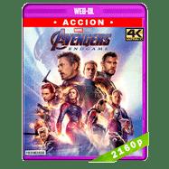 Avengers: Endgame (2019) HDR WEB-DL 2160p Latino