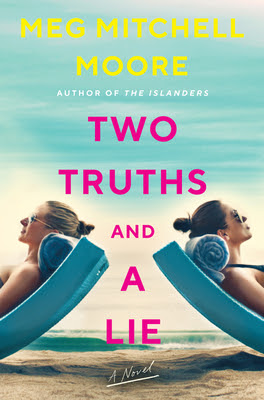 twotruths - Summer season Shorts: The Weekend Away by Sarah Alderson, Two Truths and a Lie by Meg Mitchell Moore & Lifeless to Her by Sarah Pinborough.