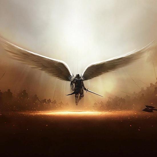 Fantasy-Angel-With-Sword-2-20131203224125 Wallpaper Engine