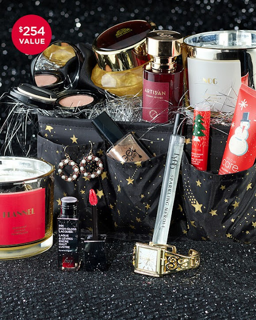 A Lovely Luxe Avon Giveaway