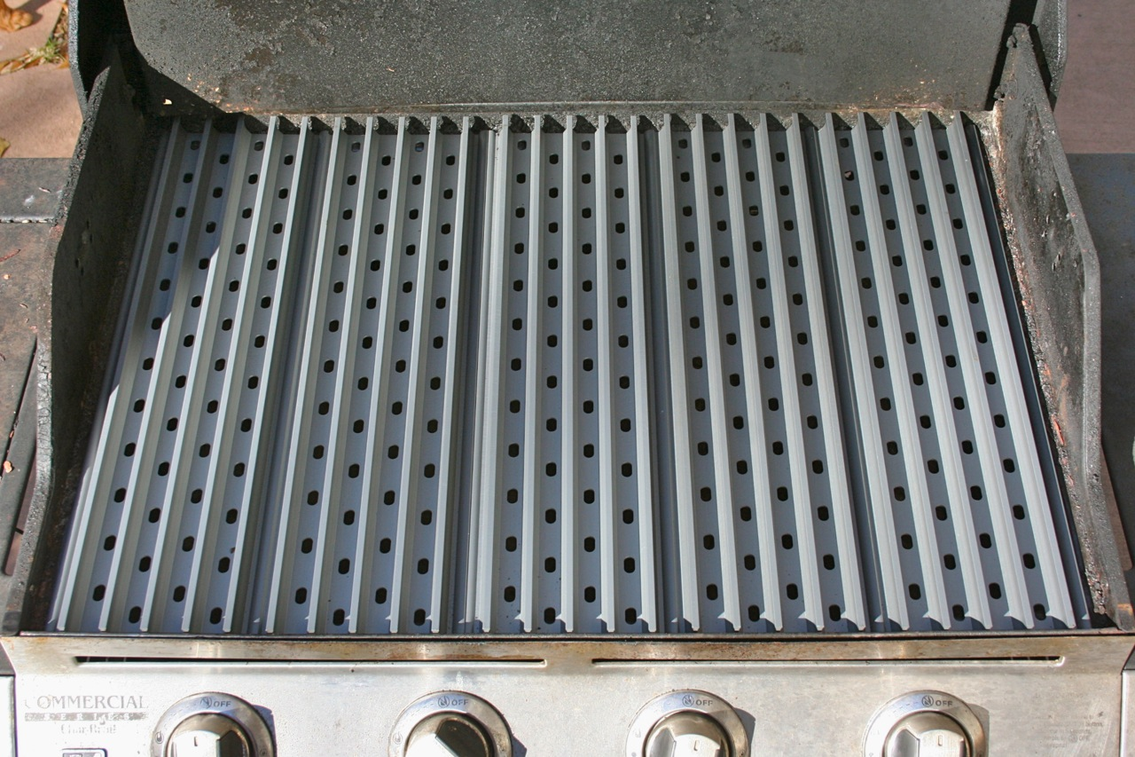 Replacing Old Bbq Grates With Grillgrates Grillgrate