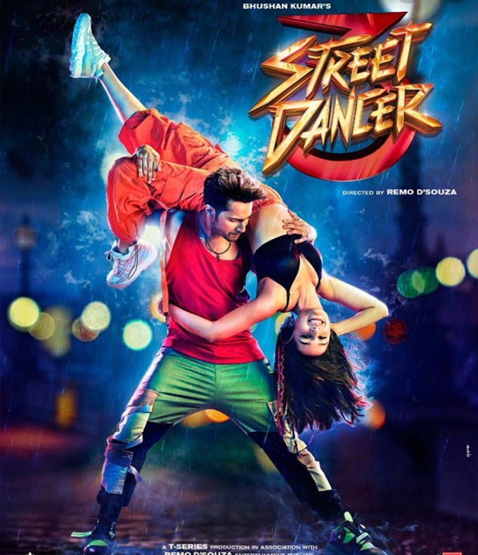Street Dancer 3D Box Office Collection, DayWise, & WorldWide, Reports