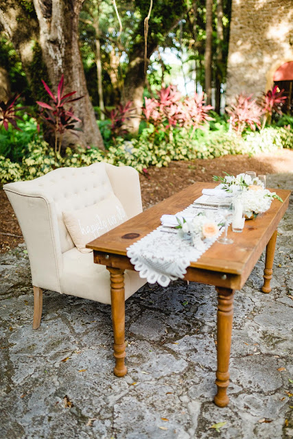 Rustic Wedding Miami