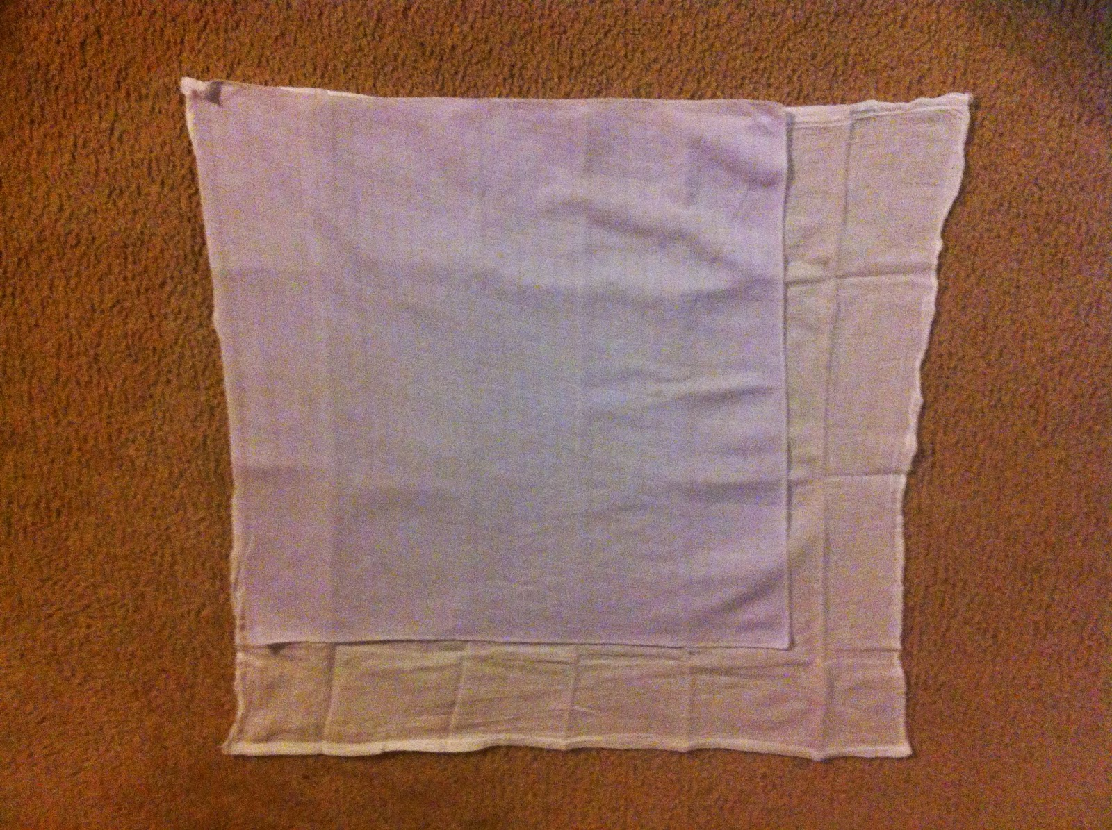 One Crunchy Square: Flour Sack Towels (FST) as Cloth Diapers