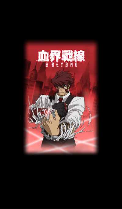 Blood Blockade Battlefront Klaus Ver.
