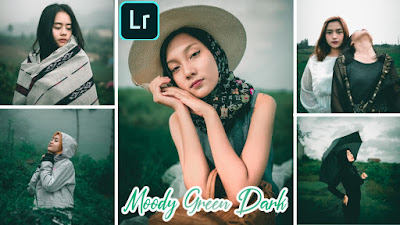 Preset Lightroom | DARK TONE DNG & XMP LIGHTROOM CC
