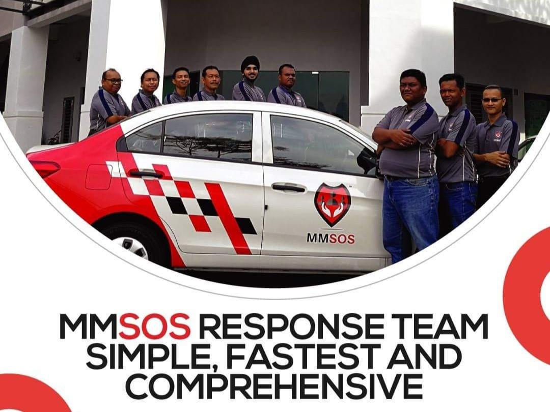 Aplikasi MMSOS Penyelamat Di Saat Kecemasan