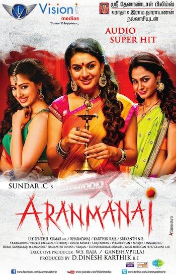 Aranmanai 2014 Dual Audio Hindi Full Movie Download