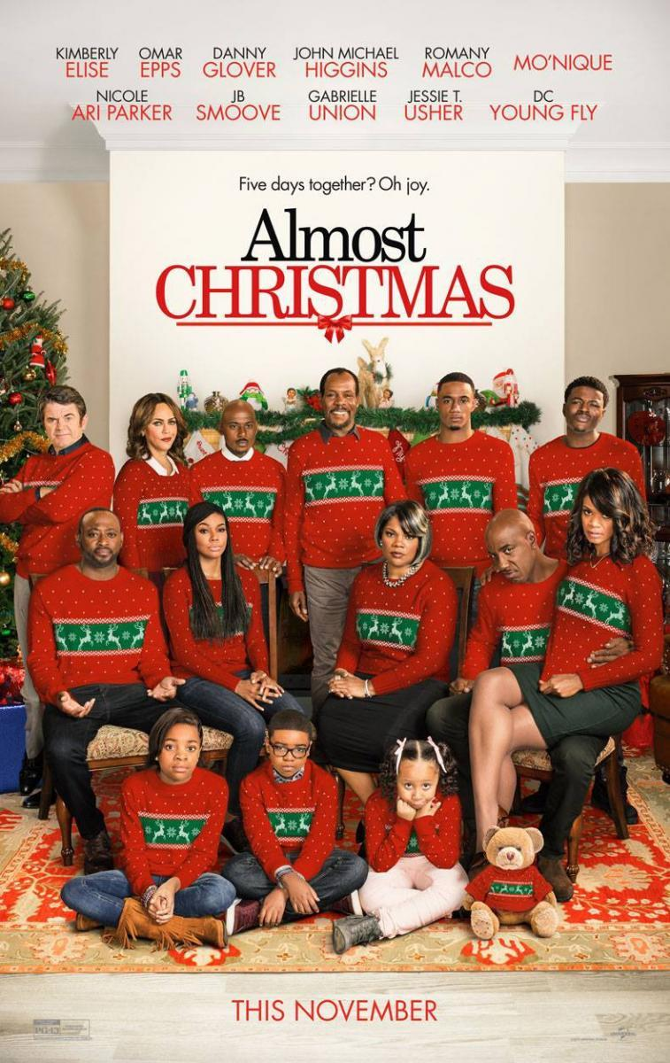 Descargar Almost Christmas A Meyers Christmas 2016 hd Castellano