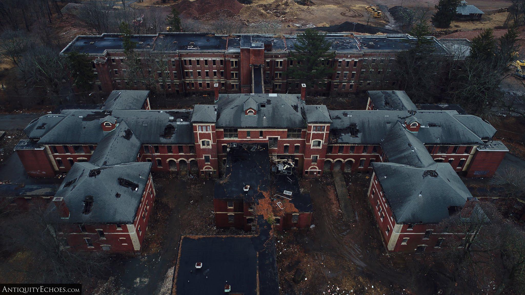 Overbrook Asylum - Vanishing