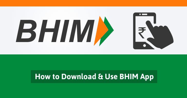 BHIM App — How to Send & Receive Money with UPI