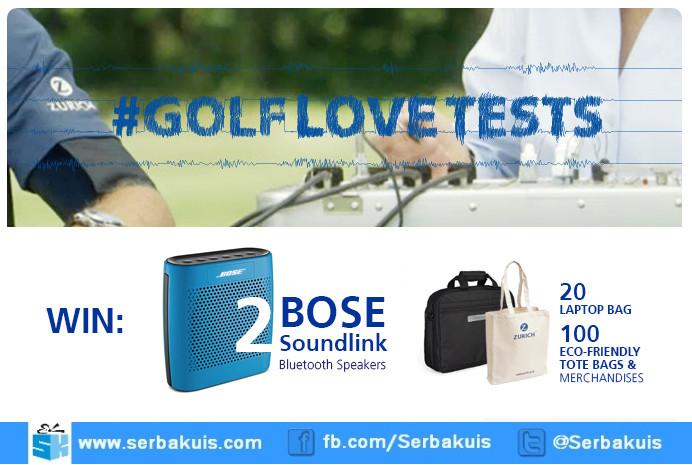 Golf Love Test