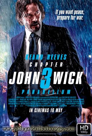 John Wick 3: Parabellum [1080p] [Latino-Ingles] [MEGA]