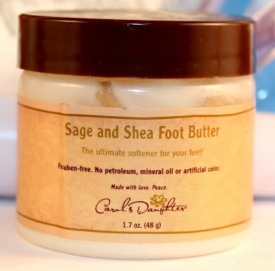 Sage and Shea Foot Butter