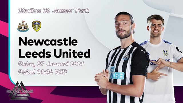 Prediksi Newcastle United Vs Leeds United