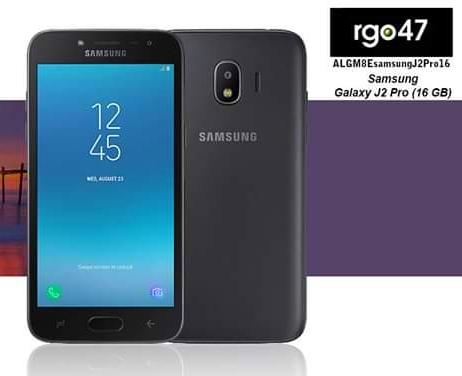 Samsung Galaxy J2 Pro 2020تعريف هاتف