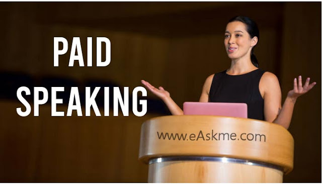 Paid Speaking: 10 Exclusive Content Monetization Options for Bloggers: eAskme