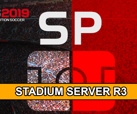 PES 2019 Stadium Server R3 (100 Stadiums Server)