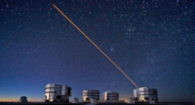 Paranal Observatory in Northern Chile.
