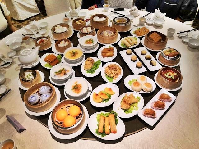 Sedapnya Makan   All You Can Eat Dim Sum Buffet di Wan Li Chinese Restaurant, Renaissance Johor Bahru Hotel