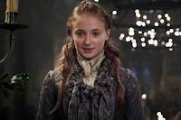 Sansa Stark de niña, 'Juego de Tronos'