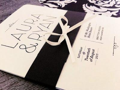 Ilustrasi undangan pernikahan dari teoridesain.blogspot.com