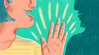 تفسير الكلام مع شخص في المنام