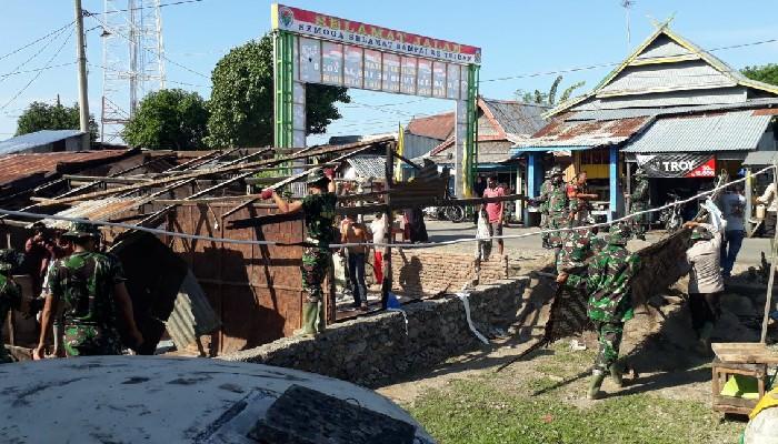 Rumahnya Dibedah TNI, Ati Tak Lagi Tidur Berlantai Tanah