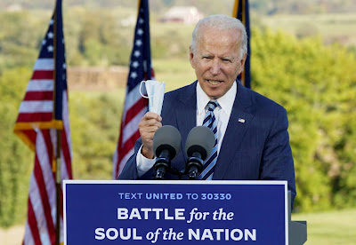 Biden tem caminhos mais fácil para conquistar 270 delegados