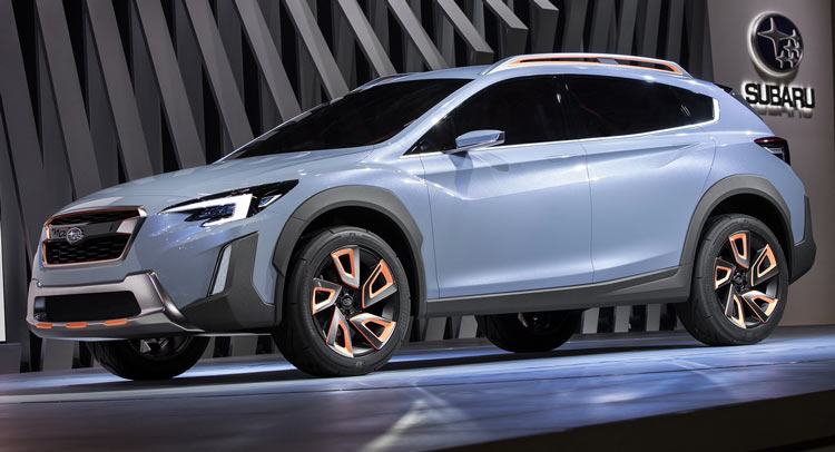 Future subaru crosstrek