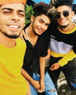 Akhil cj friend