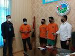 Bandar Sabu Tonggek Group Tertangkap Satnarkoba Labuhanbatu