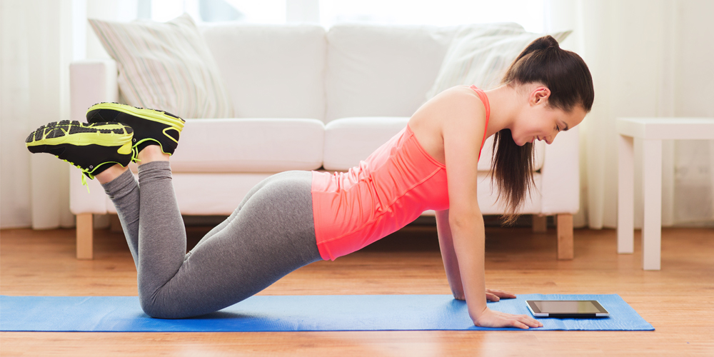 vježbe-fitnes-mrsavljenje-sklekovi
