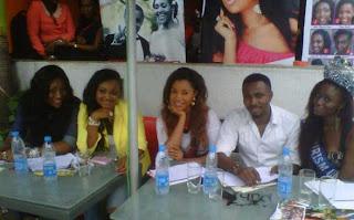 miss global nigeria 2013