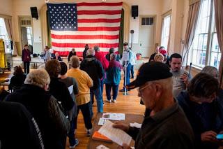 الإنفاق في حملات الانتخابات الأمريكية يصل إلى مستويات قياسية