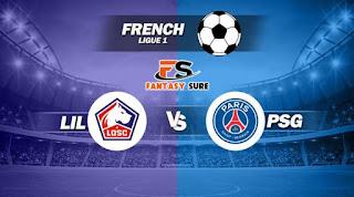 Lille vs PSG