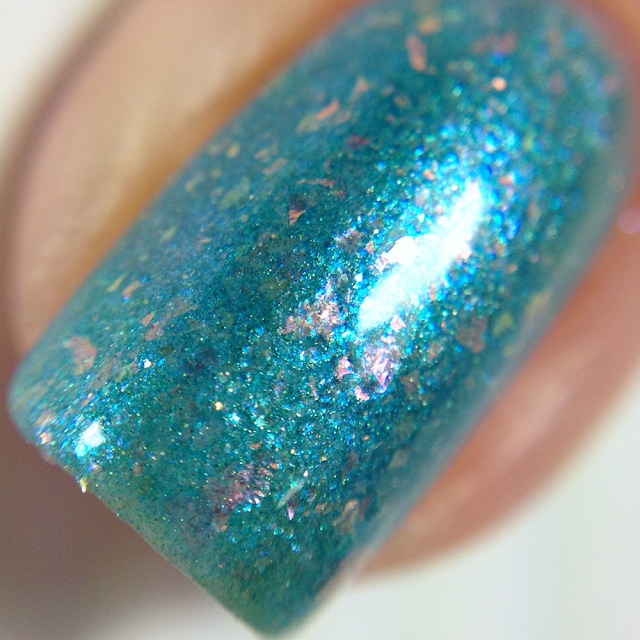 My Stunning Nails-Shining Waters