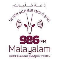 Radio 98.6 Malayalam FM Qatar Live Streaming Online