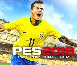 Download Game PES 2018 Android Offline Terbaru