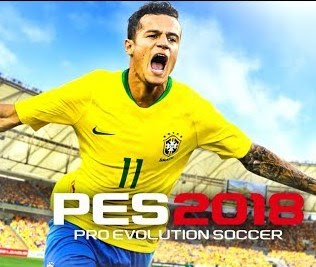 Download Game PES 2018 Android Offline Terbaru