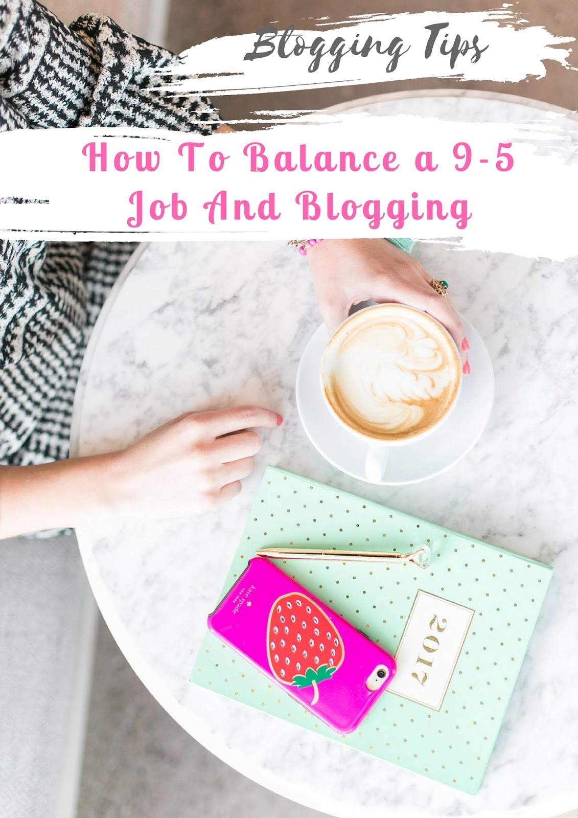 Bijuleni - How to Balance a 9-5 Job and Blogging