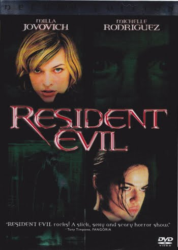 At The Movies With Fred Resident Evil 2002