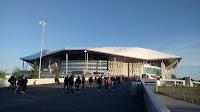 Le Groupama Stadium de l'Olympique Lyonnais à Décines