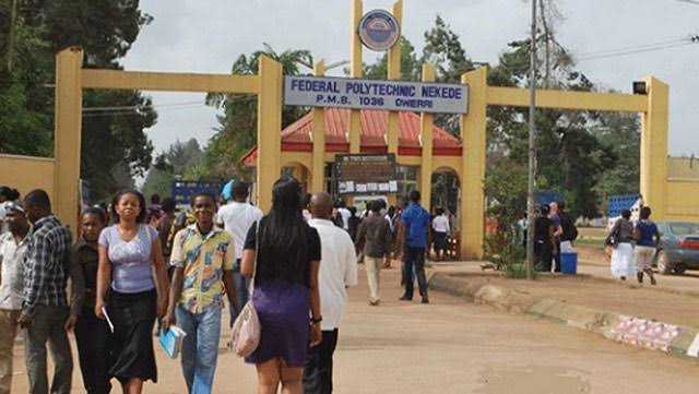 Federal Polytechnic Nekede Owerri (FPNO) Notice to Students on Payment of School Fees, E-learning Enrollment