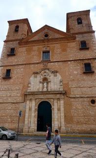 Almagro, Parroquia de San Bartolomé.